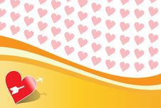 Free Valentines Background Royalty Free Stock Photo - 29514715
