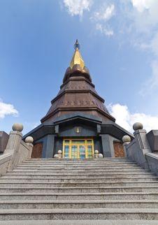 Free Phra Maha Dhatu Nabha Metaneedol Royalty Free Stock Image - 29515236