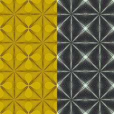 Ornamental Pattern. Seamless Vector Background. Royalty Free Stock Photos