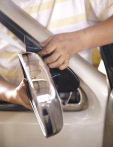 Free Automotive Technicians Royalty Free Stock Photos - 29519838