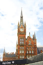 Free St Pancras Station, London Royalty Free Stock Photos - 29526118