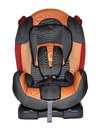 Free Child Car Seat Royalty Free Stock Photo - 29535195