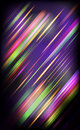 Free Striped Abstract Design On Dark Background. Stock Photography - 29539332