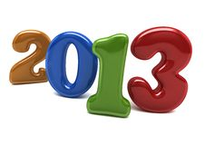 Free New Year 2013 Stock Photography - 29537392
