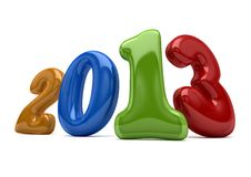 Free New Year 2013 Royalty Free Stock Images - 29537399