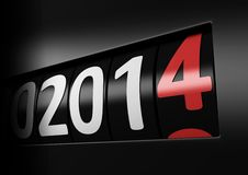 Free New Year 2014 Royalty Free Stock Images - 29537459