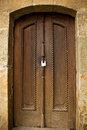 Free Door In An Ancient Fortress Royalty Free Stock Photo - 29548405