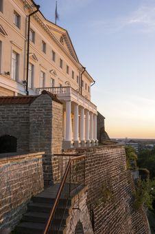 Free Prime Minister Palace, Tallin, Estonia Royalty Free Stock Photos - 29541788