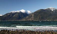 Free Sea And Mountains Royalty Free Stock Photos - 29544628