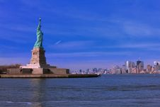 Free Lady Liberty Stock Photography - 29544832