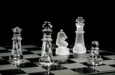 Free Chess - The End Stock Photo - 29545200