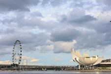 Free Singapore Flyer Royalty Free Stock Photos - 29548068