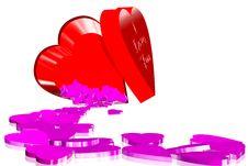 Free Box Love Stock Photos - 29549473