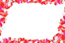 Love The Frame Royalty Free Stock Photos