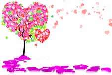 Free Tree Of Love Stock Photo - 29549590