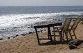 Free On The Beach Stock Photo - 29552950