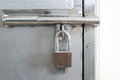 Free Old Latch Stock Photography - 29556972
