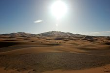 Free Sand Dunes Royalty Free Stock Images - 29551149