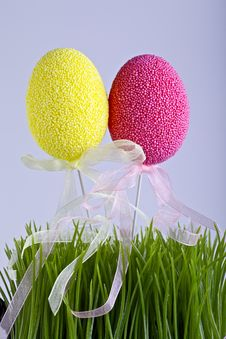 Free Easter Decoration Stock Photo - 29553120