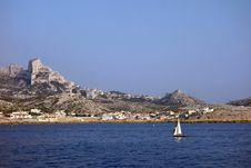 Free Mediterranean Landscape Stock Image - 29553591