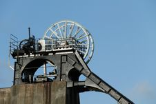 Coal Mine. Stock Photos