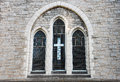 Free Old Church Window Stock Photo - 29564730