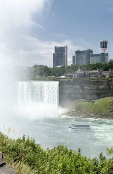Free Horseshoe Falls Stock Photography - 29562242