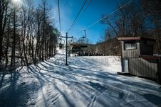 Free At The Ski Resort Stock Images - 29562304
