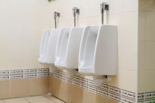 Free Public Urinals Stock Images - 29565594