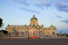 Free The Ananta Samakhom Throne Hall Stock Photos - 29566243