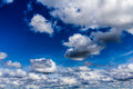 Free Cumulus Clouds Royalty Free Stock Photography - 29575397