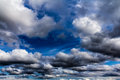 Free Cumulus Clouds Royalty Free Stock Images - 29576479
