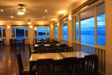 Free Restaurant Seaside. Royalty Free Stock Photography - 29571517