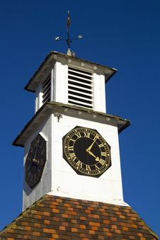 Free Clock Tower Stock Image - 29571601