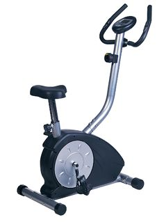 Free Stationary Bike. Gym Machine Royalty Free Stock Images - 29575369