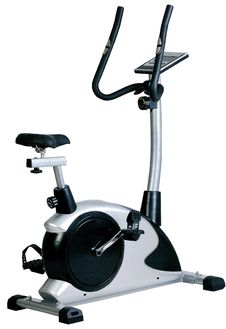 Free Stationary Bike. Gym Machine Royalty Free Stock Image - 29575656