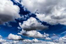 Free Cumulus Clouds Royalty Free Stock Image - 29575806