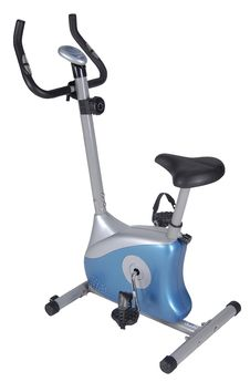 Free Stationary Bike. Gym Machine Stock Image - 29576441