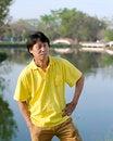 Free Senior Asian Man Stock Images - 29588944