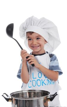Free Little Cooker Stock Photo - 29582530