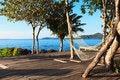 Free Hammock On The Beach. Stock Image - 29590771