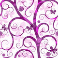 Free Seamless Spring Pattern Royalty Free Stock Photography - 29592837