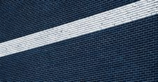 White Line And Blue Patterns Royalty Free Stock Image