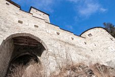 Free Castle Of Campo Tures Stock Photo - 29597800