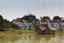 Free Resort In Thailand Royalty Free Stock Photo - 29598525