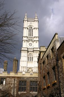 Free Westminister Abbey Royalty Free Stock Image - 2961136