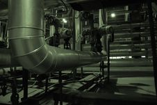 Free Steam Pipes Stock Photos - 2961333