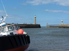 Free Whitby Fishing Boat Stock Photos - 2961883