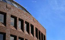 Unique Brick Building Stock Images