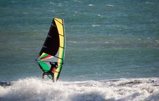 Free Windsurfer Royalty Free Stock Images - 2962909